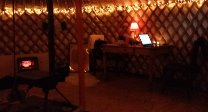 yurt binnen